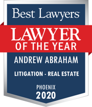 Best Lawyers: Lawyer Of The Year – Andrew Abraham