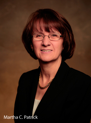 Tax attorney Martha C. Patrick selected as one of